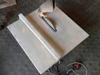 small tile saw table