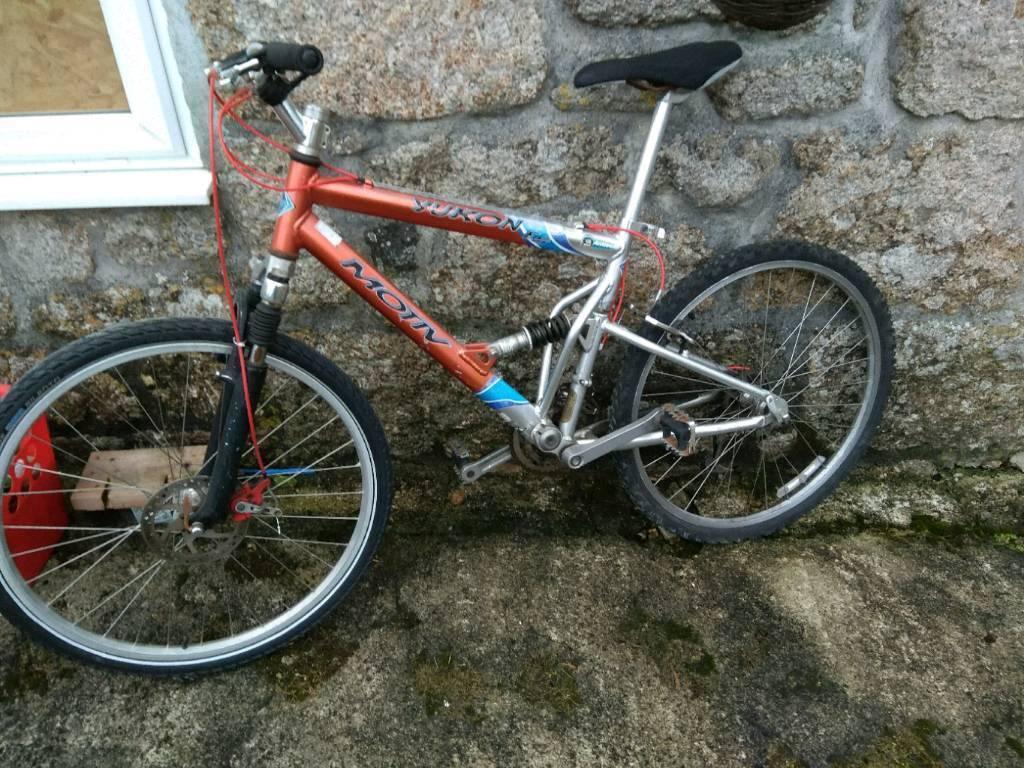 cfdb6ee47d3 Yukon motiv mountain bike | in St Ives, Cornwall | Gumtree