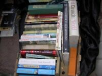 JOB LOT 25 HARDBACK BOOKS