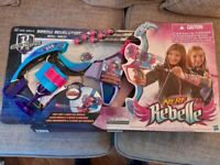 Nerf Rebelle Bow & Arrows (in box, unopened)