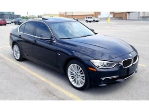 2012 Bmw 328I 6speed manual low Kms 94000