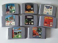 WANTED Retro video games and Consoles, 80's and 90's Nintendo, Sega etc.