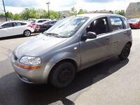 2006 Pontiac WAVE 5 A/C