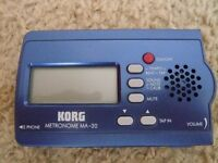 KORG MA-30 Digital Metronome - £10 only