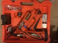 Paslode IM360CI 1st Fix Nail Gun & Assorted Nails