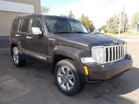 2008 Jeep Liberty Limited Edition 4X4 LEATHER SUNROOF MINT!!!