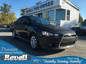 2012 Mitsubishi Lancer SE...Moonroof, Leather buckets, Alloys, S Kingston Kingston Area image 1