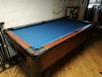 Valley American Pool Table