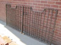 Metal House Gates