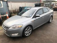 dec 2008 ford mondeo titanium x tdi automatic