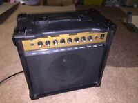SoundKing Practice Guitar Amplifier for sale (perfect for beginner) 20w