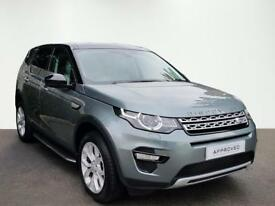 Land Rover Discovery Sport SD4 HSE (grey) 2015-03-01