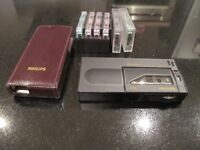 Philips Executive pocket memo recorder REDUCED!!