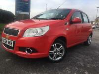 Chevrolet Aveo part exchang