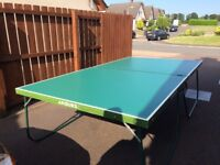 Jacques Table Tennis Table