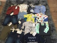 NEXT BABY CLOTHES BRAND NEW WITH TAGS