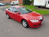 2005 MAZDA 6 PETROL 5DRS HATCHBACK £449 CHEAPER NO OFFERS CALL 07424678236 NO TEXT MESSAGES