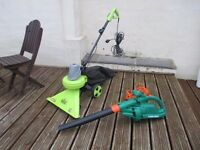Garden Vac Outdoor Vacuum and Leafblower