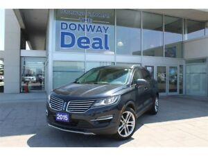 2015 LINCOLN MKC RESERVE | NAVI | BLIND SPOT DETECTION | AWD