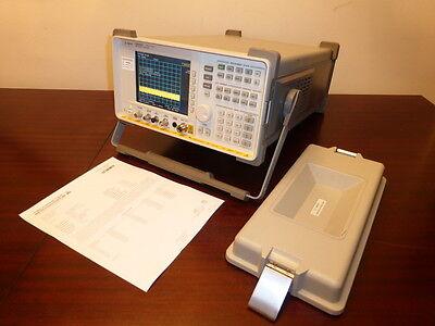 Agilent Hp 8560ec 30hz To 2.9ghz Rf Spectrum Analyzer W Option 07 - Calibrated