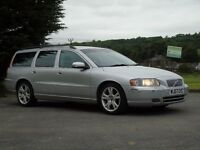 2007 Volvo V70 D5 Automatic SE - Heated Leather Seats - Cruise Control - Park Sensors