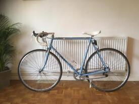 Vintage Italian Racing Bike