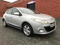 2010 RENAULT MEGANE DYNAMIQUE 1.6 VVT PETROL FULL SERVICE HISTORY EXCELLENT CONDITION