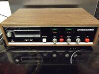 Binatone Bluebird vintage KHS-825M 8 track player recorder