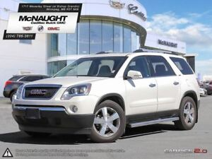 2011 GMC Acadia SLT AWD | Heated Seats | Bose
