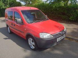 Vauxhall combo 1.3 crew van ex royal mail no px swaps