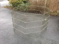 Pet Play Pen in good condition