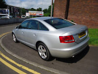 2006 AUDI A6 SE TDI 82K MILEAGE COME WITH 12 MONTHS MOT AND 3 MONTHS NATIONWIDE WARRANTY