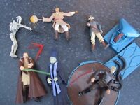 EVEN MORE STAR WARS FIGURES SEE MY OTHER ADS £5 EACH