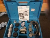 Sykes Picavant 318 series cooling system pressure tester kit
