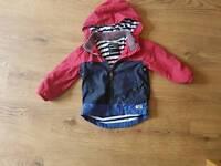 Next lightweight jacket