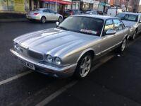 2002 XJ8 AUTO V8 FULL MOT FULL HISTORY VERY GOOD COND £1495