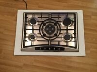 NEFF 5 hobs gas oven top