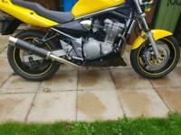 K3 Suzuki 600 £1300 or px car