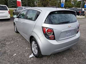2012 Chevrolet Sonic LS - Managers Special London Ontario image 9