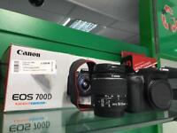 Canon EOS 700D digital camera