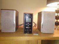 Bench midi hi fi CD system