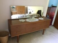 Wardrobes and matching dressing table