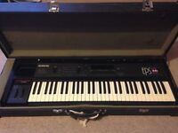 Ensoniq EPS16 Plus sampler synthesizer RARE, VINTAGE