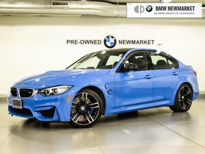 2016 BMW M3 YAS MARINA| ULTRA LOW MILEAGE| NO ACCIDENTS