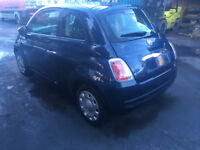 BREAKING - FIAT 500 - BLUE - ALL PARTS AVAILABLE