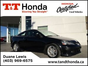 2006 Acura RSX Low KM's, Local Car, No Accidents*