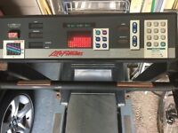 Life Fitness treadmill in good condition