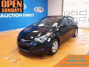 2016 Hyundai Elantra ONLY 59129KM! BALANCE OF WARRANTY & NEW TIR