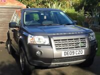 Land Rover Freelander 2 2.2 TD4 full service history excellent condition 4 new tyres lady owner