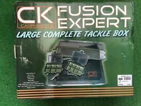 Fishing Tackle Box Large Brand New